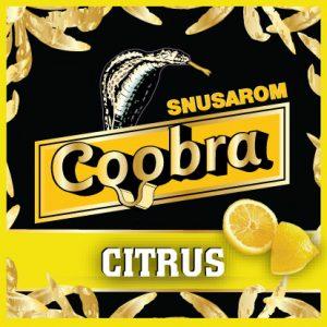 63286 - Snusarom Coobra Citrus